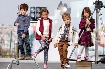 Модные дети, новый тренд сезона осень 2020